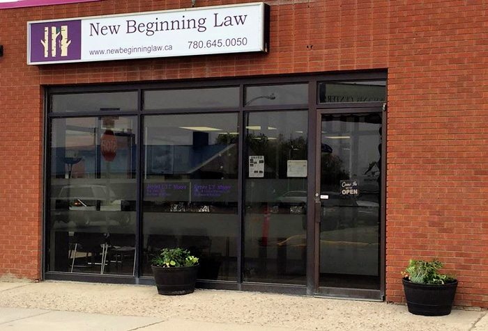 New Beginning Law